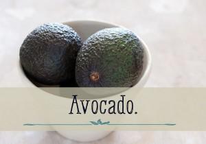 Bowl of Avocados